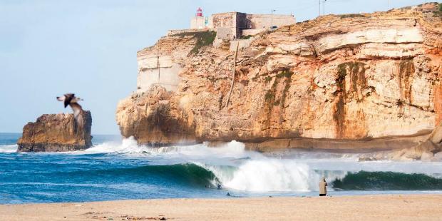Pelas cidades do surf