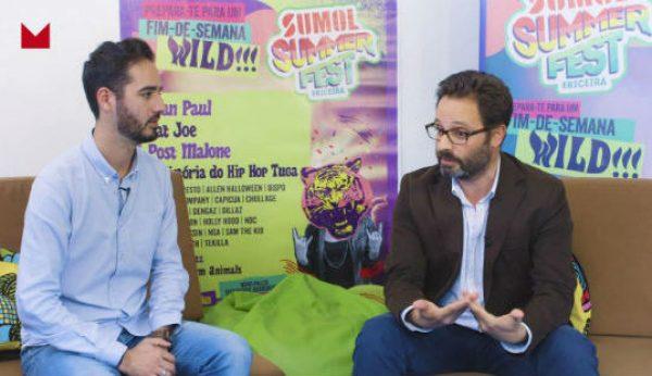 À conversa com Filipe Guerreiro