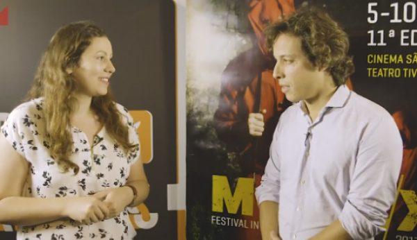 À Conversa Com Pedro Sousa