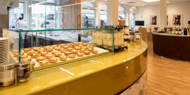 Manteigaria abre fábrica dentro de loja Delta Q