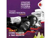 Sessões de leitura no Vodafone Paredes de Coura
