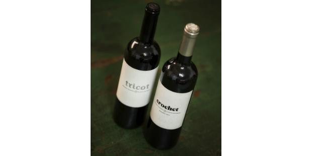 Crochet e Tricot: vinho no feminino