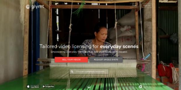 Glymt: vídeo em crowdsourcing