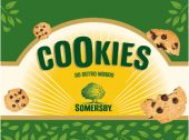 Somersby oferece bolachas a quem aceitar cookies