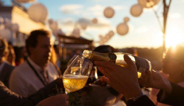 Sunset Wine Party do The Yeatman tem novas datas