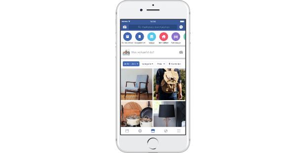 Marketplace do Facebook chega a Portugal