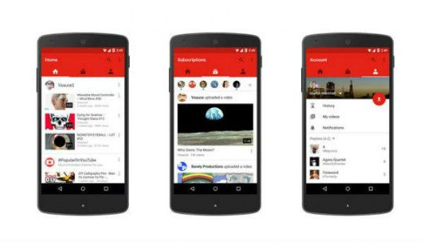 YouTube testa contador de visualizações