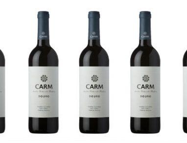 Vinhos CARM com nova imagem na gama Colheita