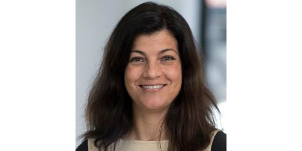 Joana Garoupa de saída da Siemens