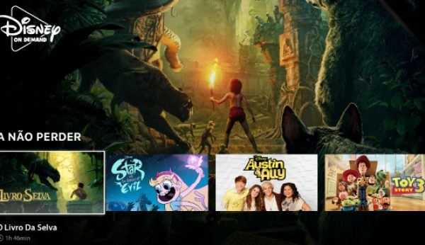 Disney quer crescer com magia on demand