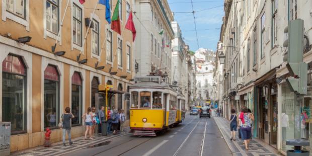 Lisboa é a cidade portuguesa com a marca mais forte