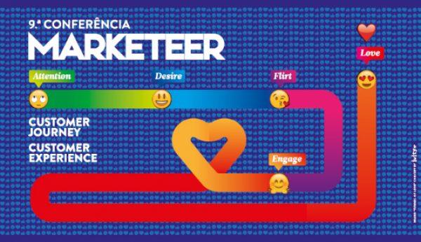 9.ª Conferência Marketeer acontece já amanhã
