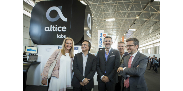 Altice Labs mostra tecnologia 5G