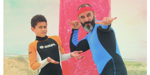 Como  Vagos está a apostar no surf