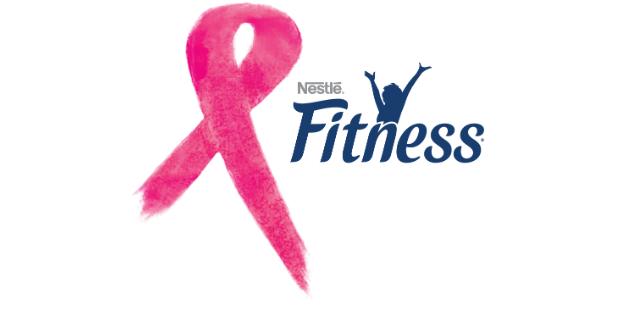 Fitness: dê um toque pelo cancro da mama