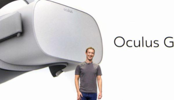 Facebook lança óculos VR «mais acessíveis de sempre»