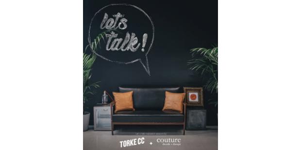 Sexta-feira é sinónimo de conversa na TorkeCC/Couture