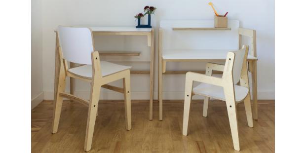 Upa Kids: mobiliário que cresce com as crianças