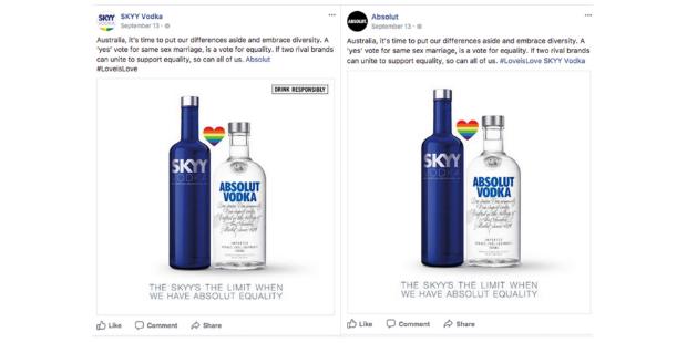 vodkas igualdade