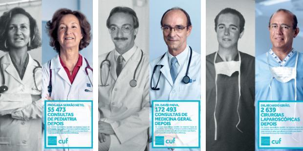 CUF homenageia médicos especialistas