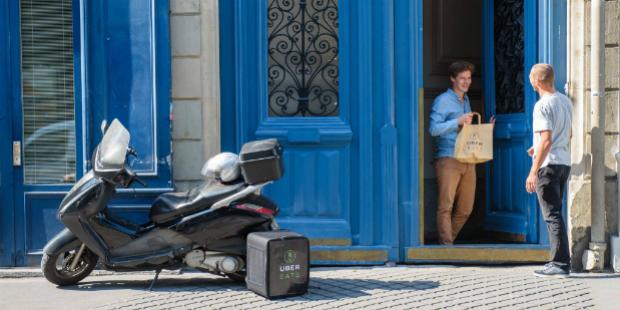 UberEATS já está disponível em Lisboa