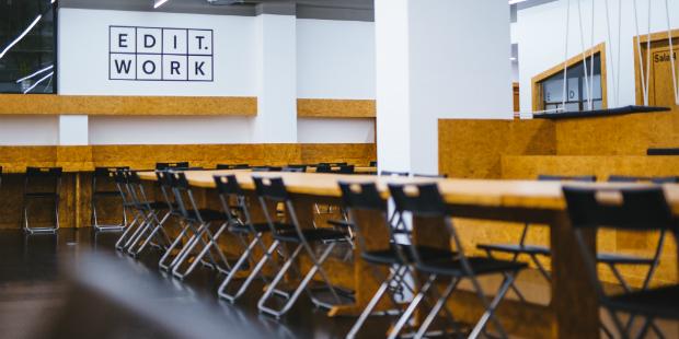 EDIT. inaugura workspace em Lisboa