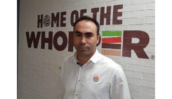 Jorge Carvalho vai liderar expansão da Burger King