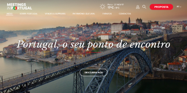 Resultado de imagem para meetings in portugal