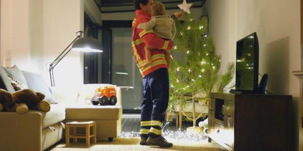 Famílias portuguesas vão poder alugar pinheiro/bombeiro