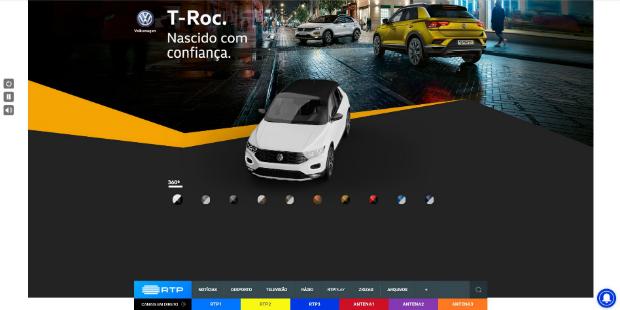 VW T-Roc Skin Aberta phd