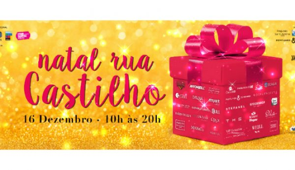 Natal alavanca comércio na Rua Castilho