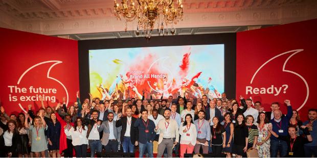 Vodafone: convergência chega à comunicação