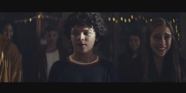 Bullying inspira Natal da Vodafone