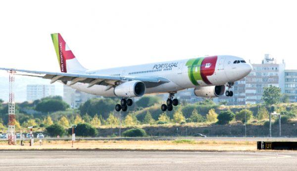 TAP aumenta voos entre Portugal e Espanha