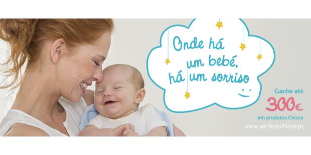8c484237d Momentos com bebés valem prémios Chicco – Marketeer