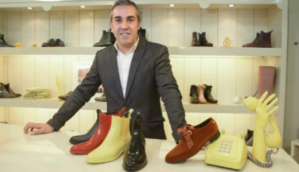 Lemon Jelly: a Swatch dos sapatos
