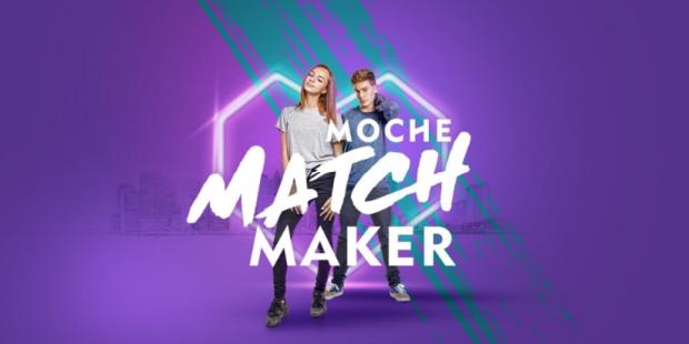 "Moche oferece 14GB de internet a quem fizer ""match"""