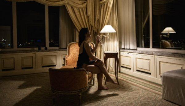 Quer jantar na suite presidencial do Ritz?