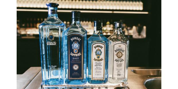 Bombay Saphire produz gin em antiga fábrica de notas
