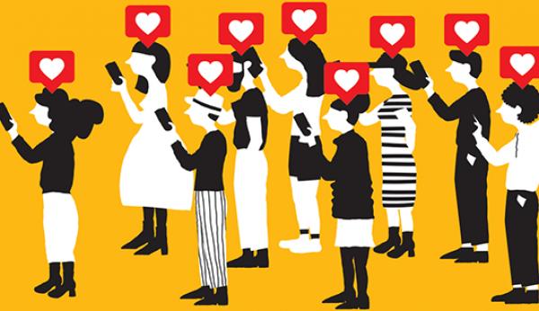 Há anónimos digitais a influenciar multidões