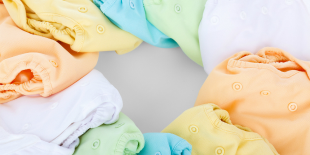 Dar nova vida à roupa de criança