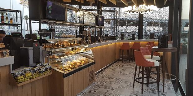 Aeroporto de Faro tem novo bar gastronómico