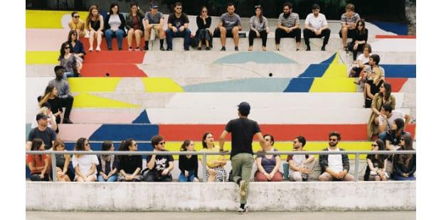 180 Creative Camp regressa em Julho