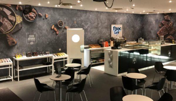 Fnac Café transforma-se em paraíso do chocolate
