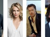 Brad Pitt e Charlize Theron integram esquadrão da Breitling