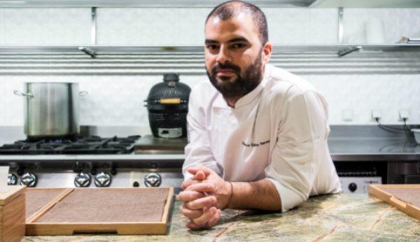 Chef Vasco Coelho Santos vai cozinhar ao Algarve