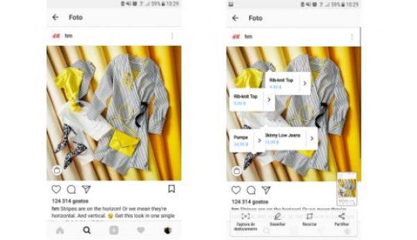Instagram Shopping alargado a oito novos países