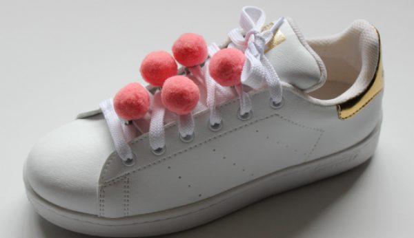 Wonder Laces: aplicações para sapatos personalizados