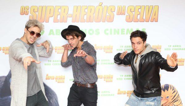 """D.A.M.A são os novos """"Super-heróis do Zoo"""""""