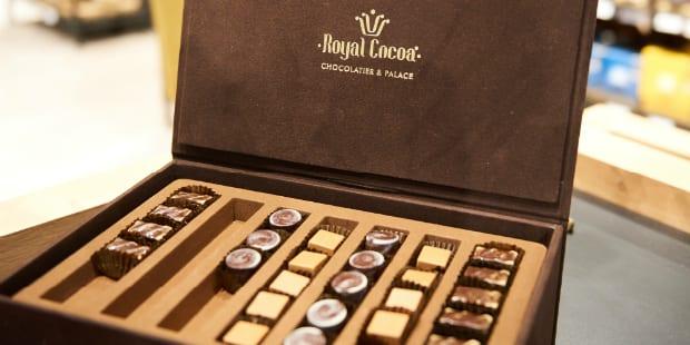 Royal Cocoa: gula made in Portugal